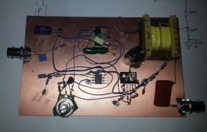 HV AC prototype