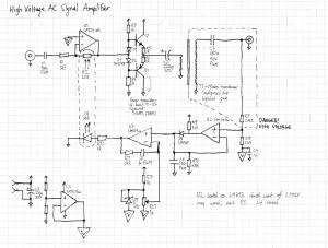 HV AC schematic